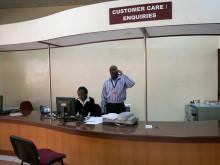 The KREB office in Nakuru.