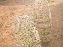 Tea baskets.